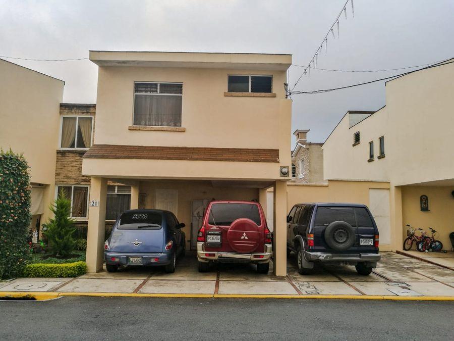 casa en venta carretera a el salvadorkm 188