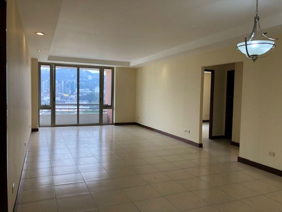 rento penthouse en zona 10