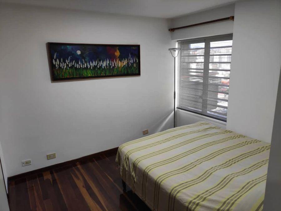 apartamento en venta el bosque country club 1h 1b 1p