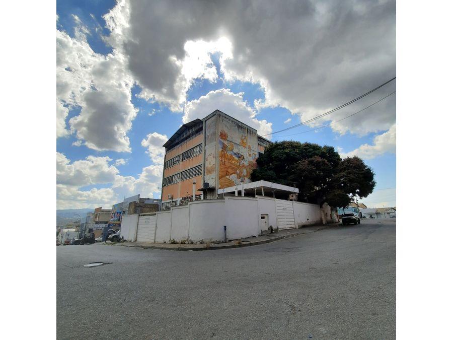 edificio industrial en venta boleita norte