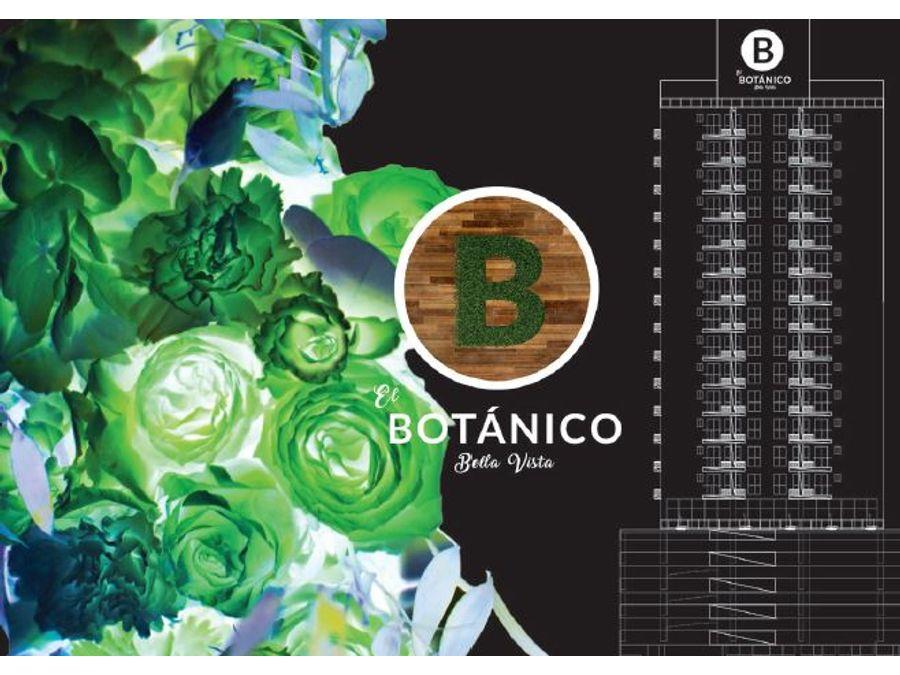 venta el botanico bella vista nuevo proyecto