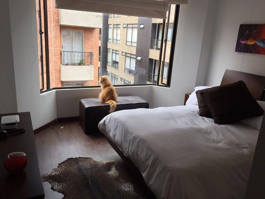 apartamento interior en santa barbara occidental
