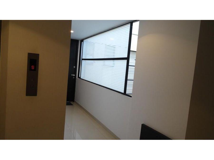 apartamento esquinero en santa barbara central