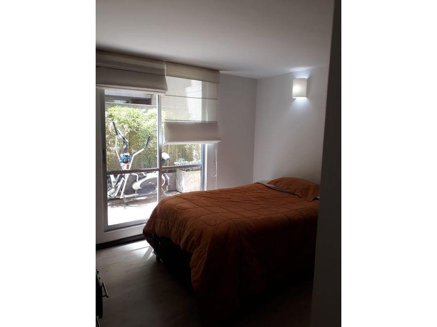 apartamento con terraza en chapinero central