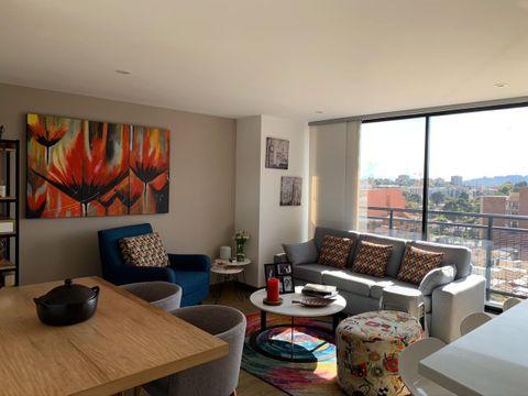 apartamento exterior con vista en cedritos