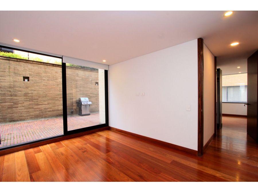 apartamento exterior con terraza en el retiro