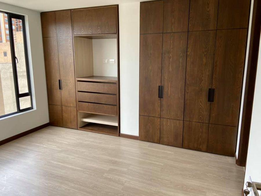apartamento iluminado para estrenar en bella suiza