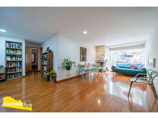 Apto Venta :: 86 m² +B :: Virrey :: $660M