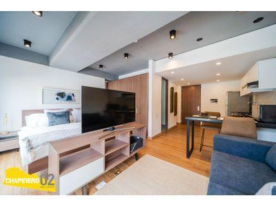 Apartaestudio Arriendo :: 35 m² :: Nogal :: $2 M