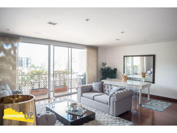 Apto Venta :: 89 +9 m² :: Chicó Norte 3 :: $650 M