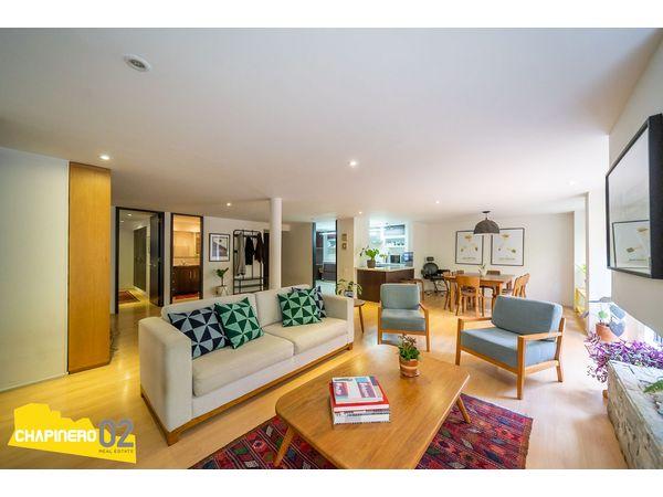Apartamento Venta :: 133 m² + 25 m² :: Bellavista :: $990 M