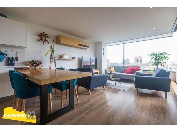 Apartamento Venta :: 62 m² :: Chicó Norte :: $560 M