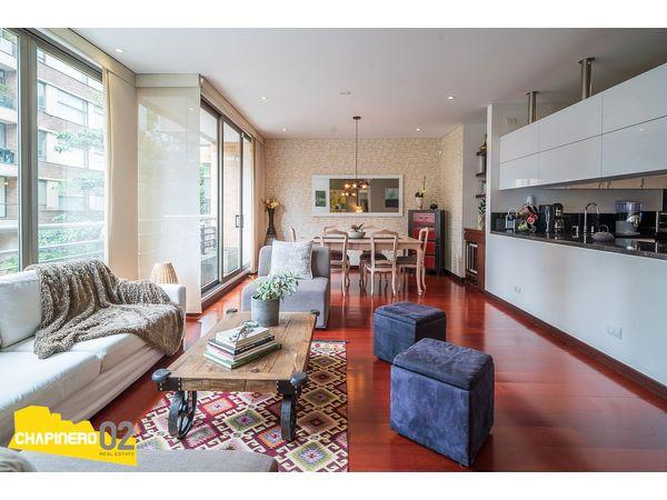Apartamento Venta :: 146 m² :: El Chicó :: $1.180 M