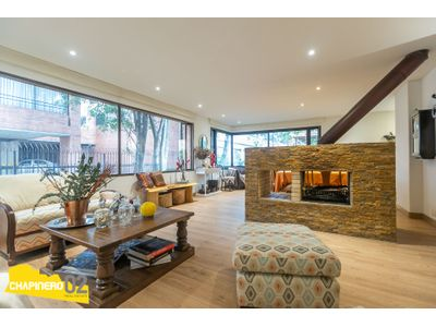 Apartamento Venta :: 123 m² :: El Chicó :: $900 M