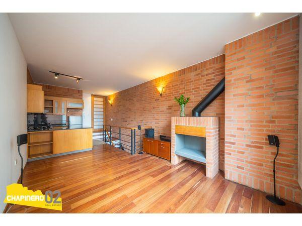 Apartamento Dúplex Venta :: 75 m² :: La Cabrera :: $600 M