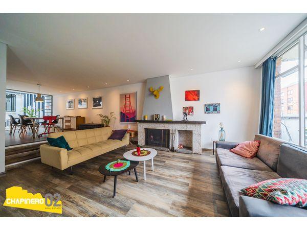 Casa Venta :: 250 m2 :: Chapinero Alto :: $1.350M
