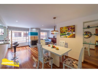 Apartamento Arriendo Amoblado :: 85 +15 m² :: El Chicó :: $5 M