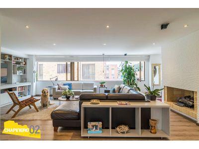 Apartamento Venta :: 170 m² :: Chicó :: $1.180 M