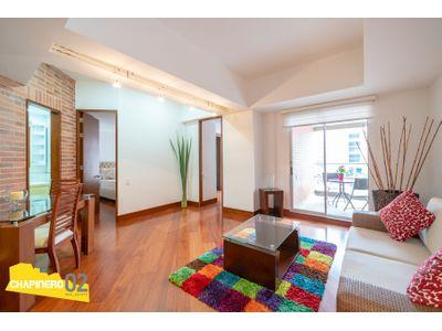 Apartamento Arriendo Amoblado :: 75 m² +5 m² :: Virrey :: $4.5 M