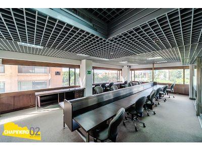 Oficina Arriendo :: 155 m² :: Chicó Reservado :: $9,5M