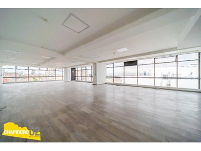 Oficina Arriendo :: 173 m² :: Chicó Reservado :: $12M