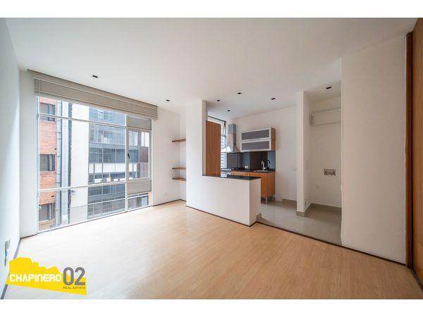 Apartaestudio Venta :: 39 m² :: El Chicó :: $320 M