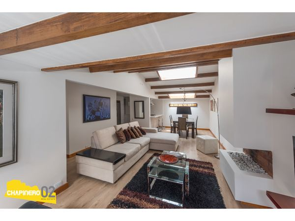 Townhouse Amob :: 128+14 m² :: Ch. Museo :: $7.3M