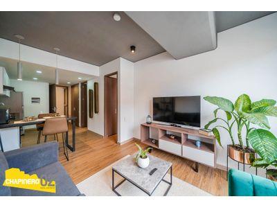 Apartamento Arriendo :: 62 m² :: El Nogal :: $3.4 M