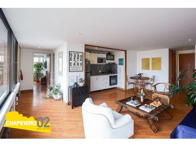 Apartamento Arriendo Amoblado :: 54 m² :: Nogal :: $2,4 M