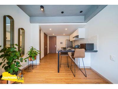 Apartamento Arriendo :: 46 m² :: El Nogal :: $2.5 M
