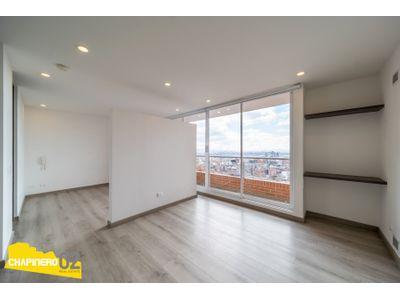 Apartaestudio Venta :: 51 m² :: Chapinero Alto :: $390 M