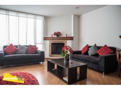 Apartamento Arriendo Amoblado :: 120 m² :: Chicó Museo :: $4.5 M