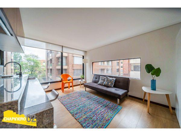 Apartaestudio Venta :: 40 m² :: El Chicó :: $400 M