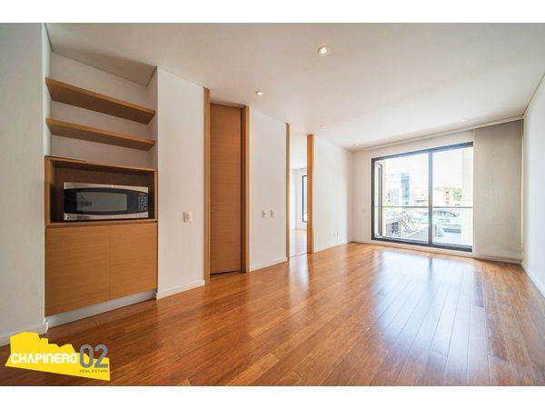 Apartaestudio Arriendo :: 57 m² :: El Chicó :: $2.8M