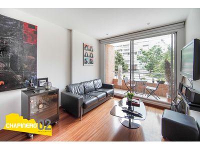 Apartamento Arriendo Amoblado :: 62 m² :: Chicó Norte 3 :: $3 M