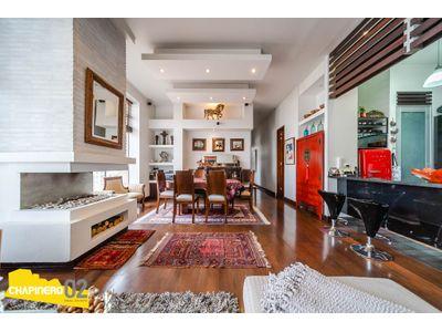 Apartamento Venta :: 130 m² :: Chicó Norte 3 :: $950 M