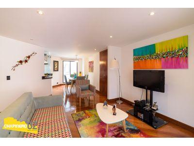 Apartamento Arriendo Amoblado :: 80 m² :: El Chicó :: $4,7 M