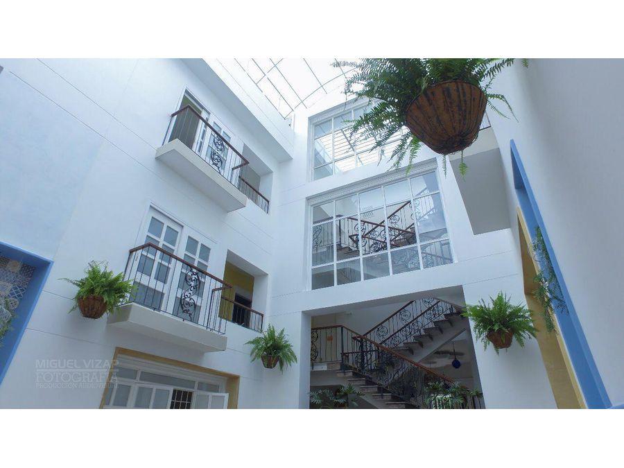vendo edificio de apartaestudios en ciudad jardin