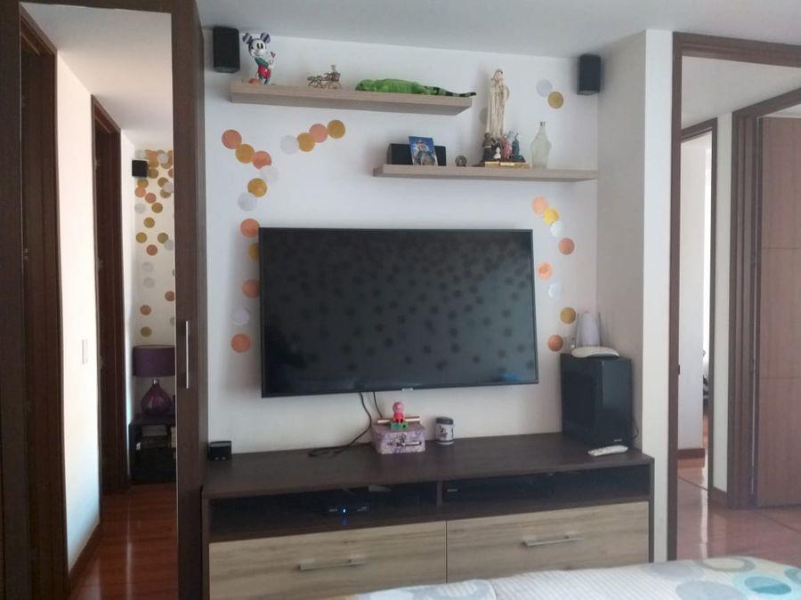 vendo apartamento en la felicidad bogota