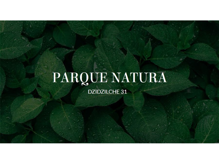 parque natura dzidzilche lot 31