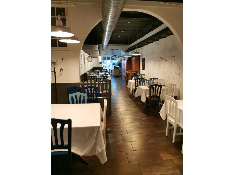 traspaso restaurante lado paseo sant juan