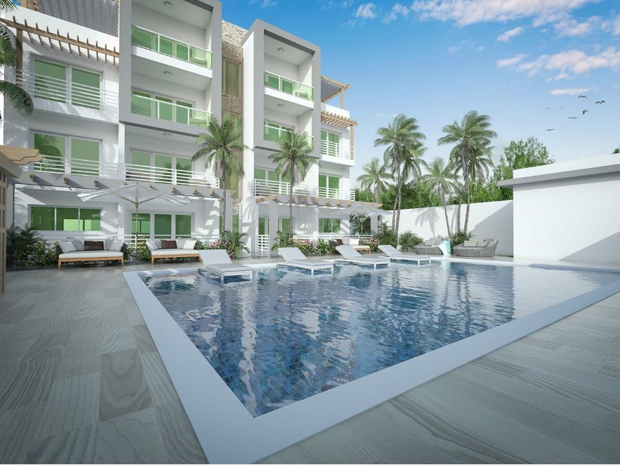 apartamentos en punta cana residencial larose