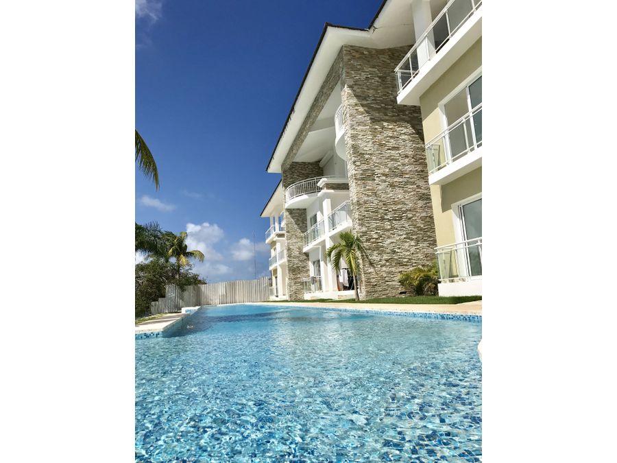 apartamentos en punta cana lake village