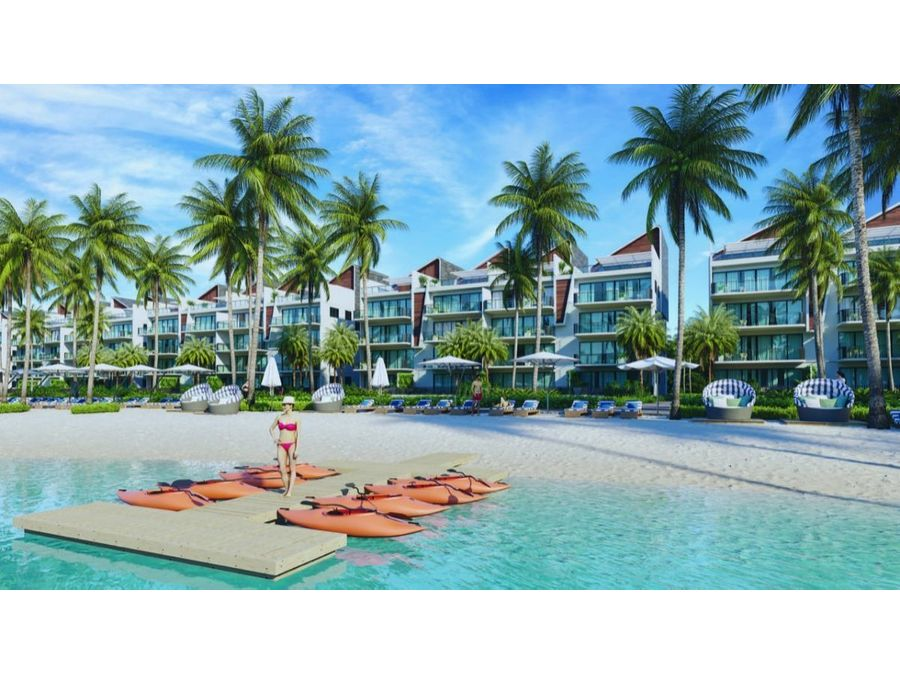 apartamentos en punta cana the beach