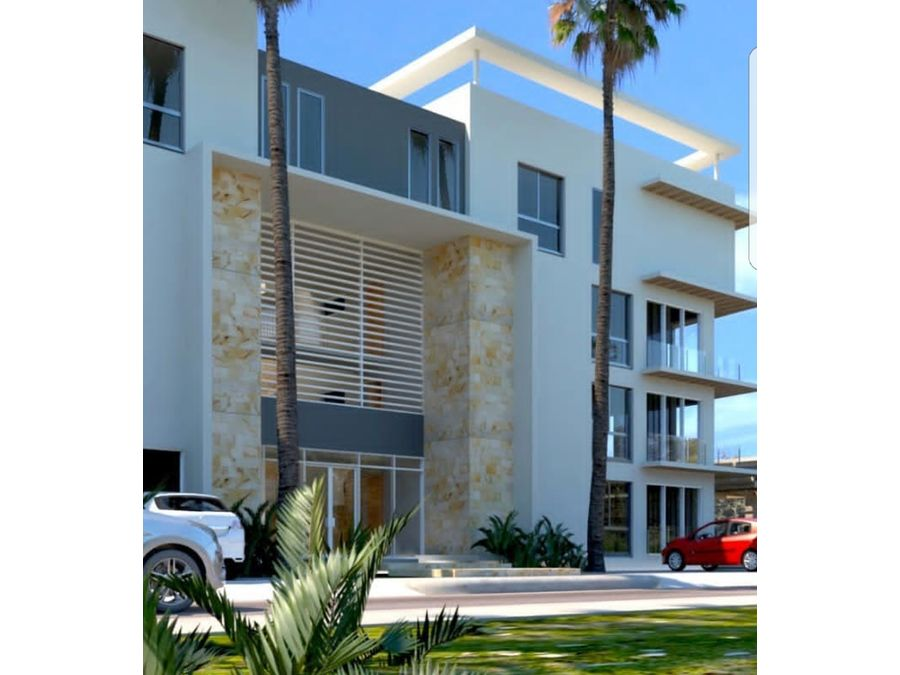 apartamentos en punta cana green one