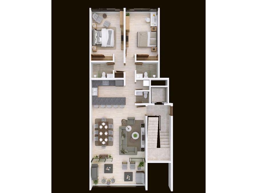 apartamentos en punta cana retiro iii