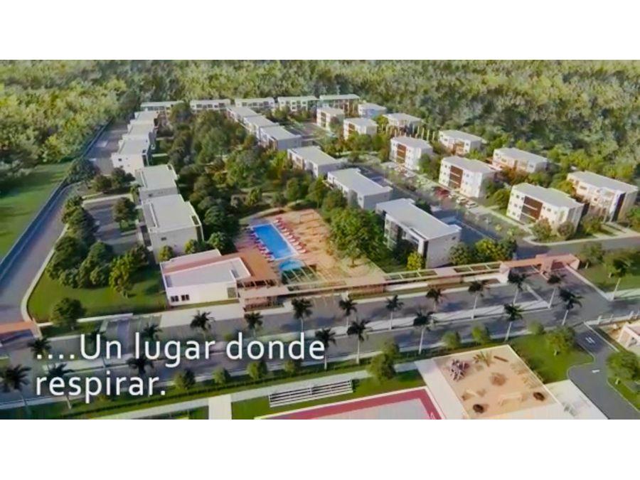 apartamentos en punta cana costa bavaro garden