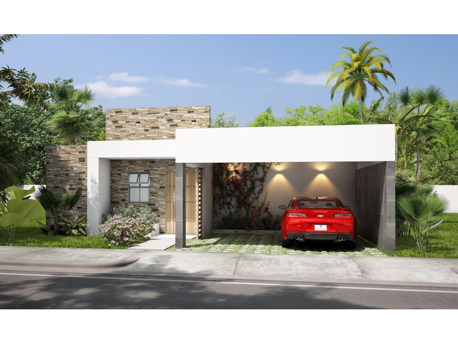 casas en punta cana west side