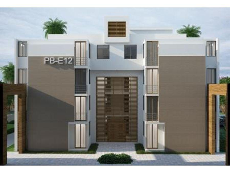 residencial portales de punta cana 2 hab