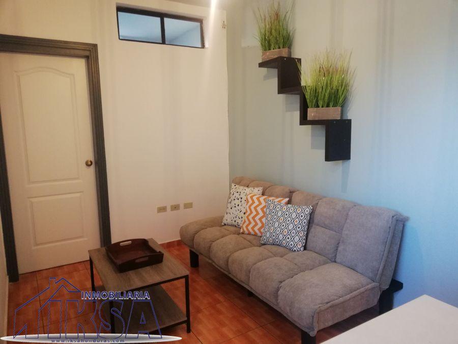 apartamento amueblado tres caminos
